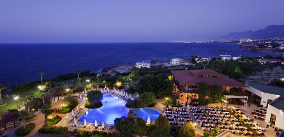 Todays venue for Cyprus Grand Live Poker