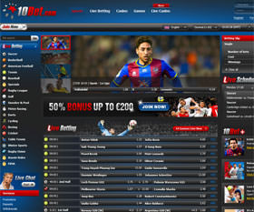 10bet sports betting review